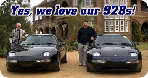 yes we love our 928s!