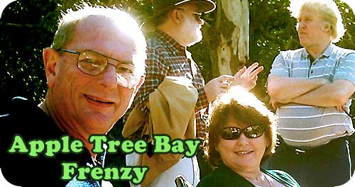 Apple Tree Bay Frenzy 2010