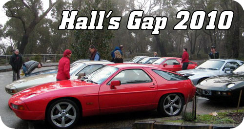 Hall's Gap Frenzy 2010